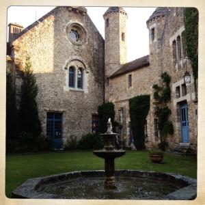 chambres abbaye des vaux de cernay