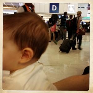 conseil bébé avion