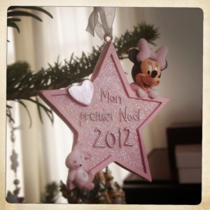 decoration-mon-premier-noel-disney