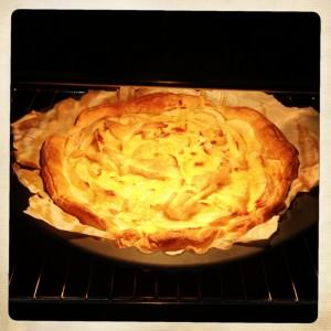 tarte-au-pommes-maison