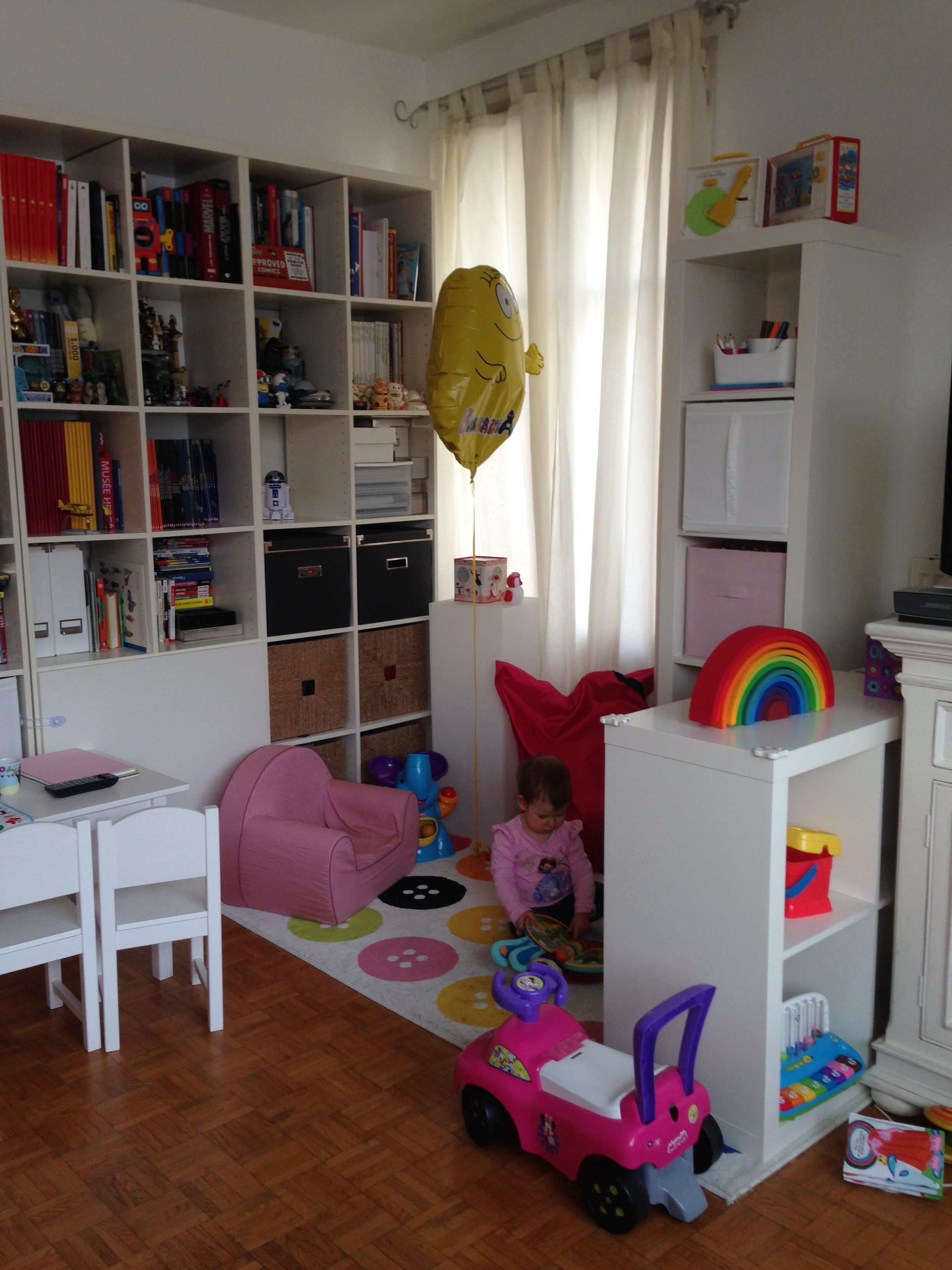 Beautiful amenagement chambre montessori ideas for Amenagement de chambre