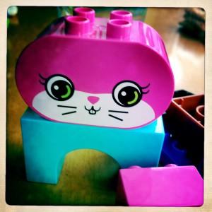 photo avis de Duplo Animaux jouet pour bébé de 18 mois chat