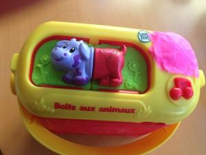 problème son jouets bébé piano trop fort décibels