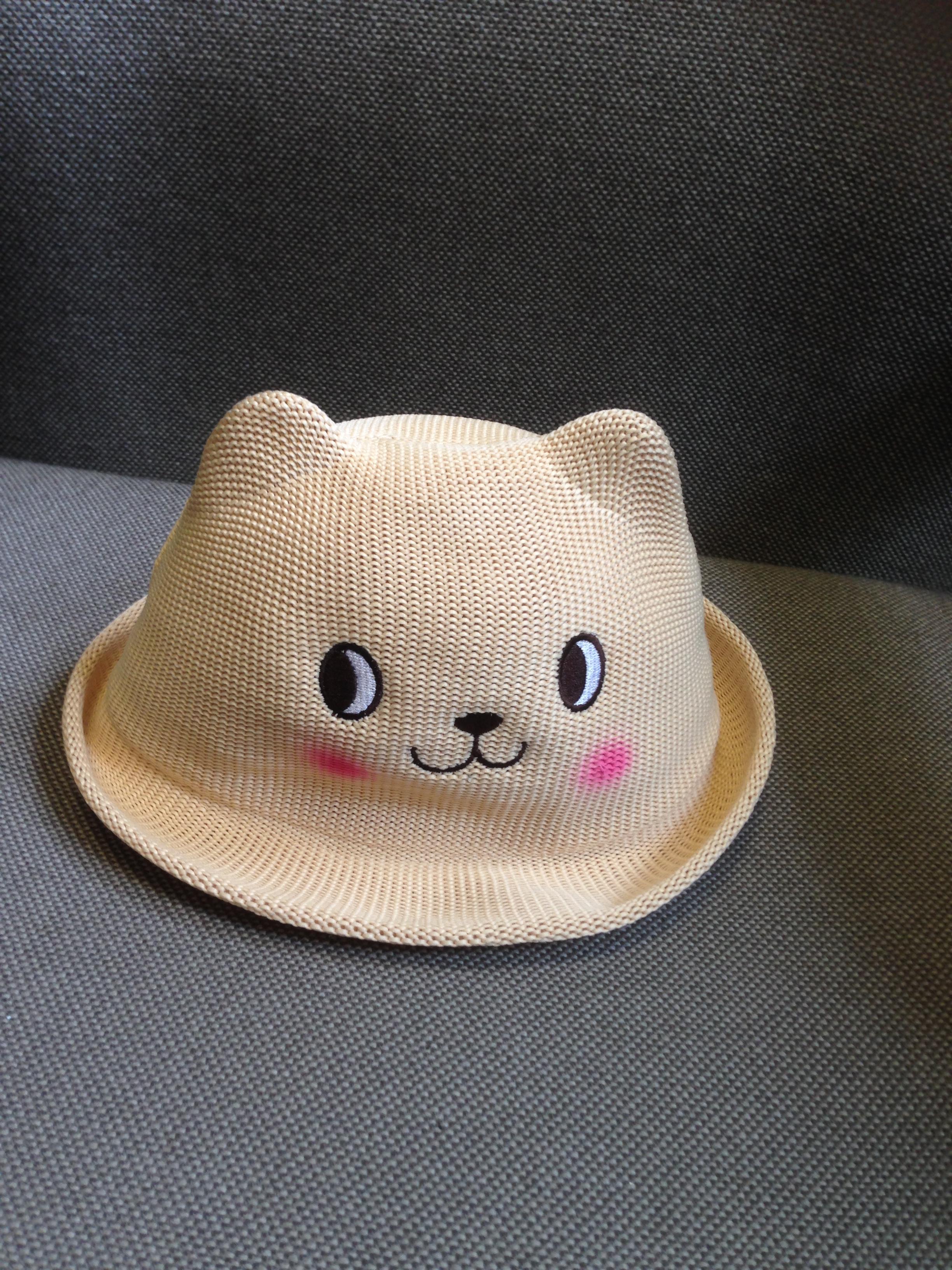 chapeau kawaii bébé enfant