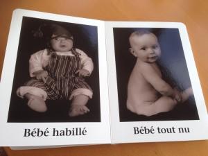 Beaucoup de beaux bébés exemple