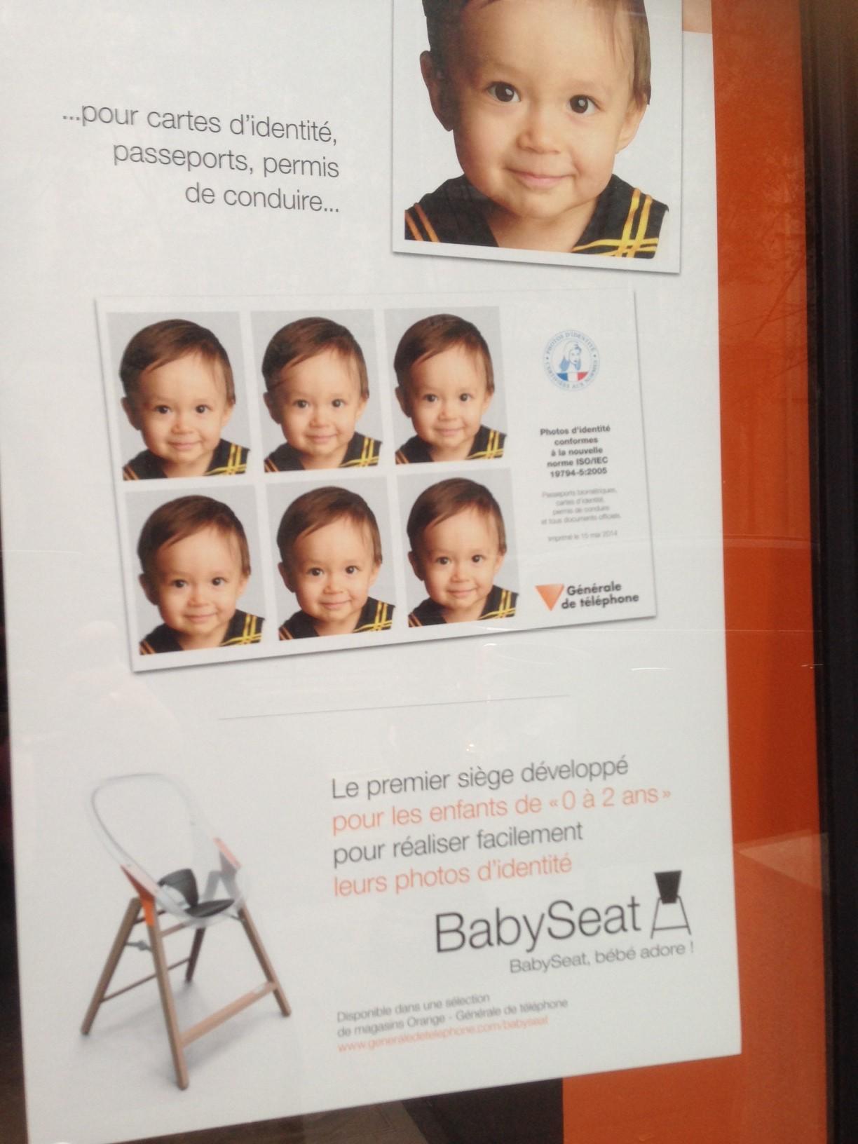 magasin photo d'identité bébé ou nouveau né