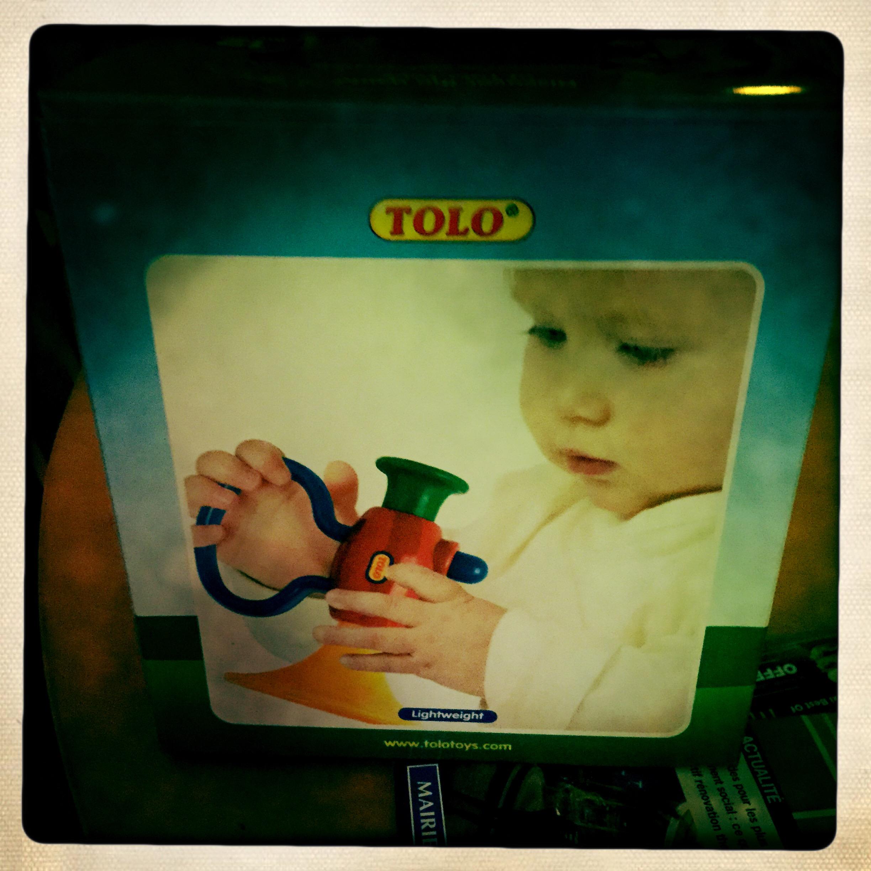 Trompette trotro pour bébé