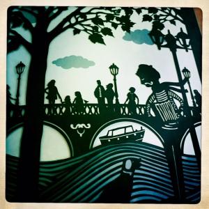 Paris s'envole livre sur Paris