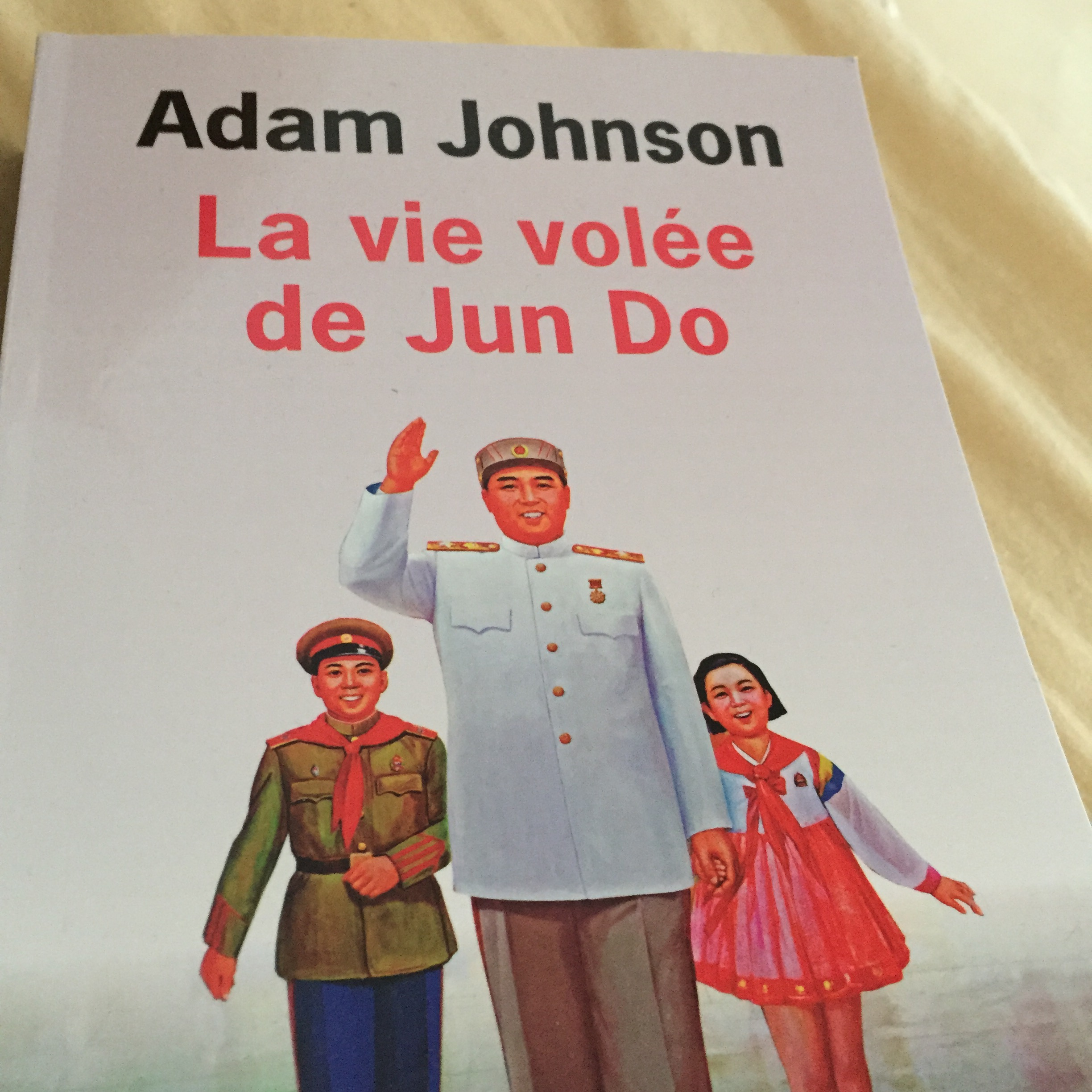 La vie volée de Jun Do avis
