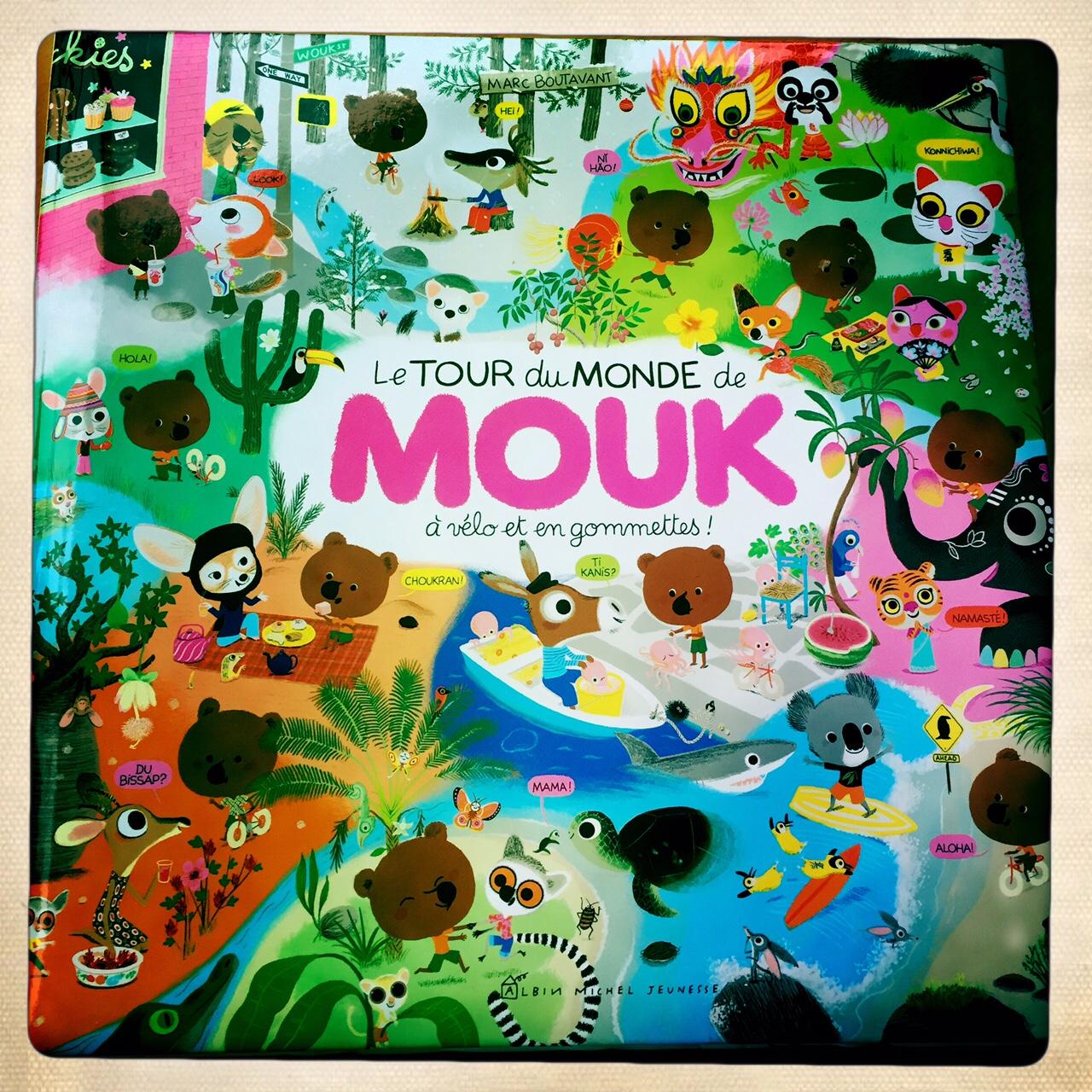 Le tour du monde de mouk pmgirl for Livre les maisons du monde