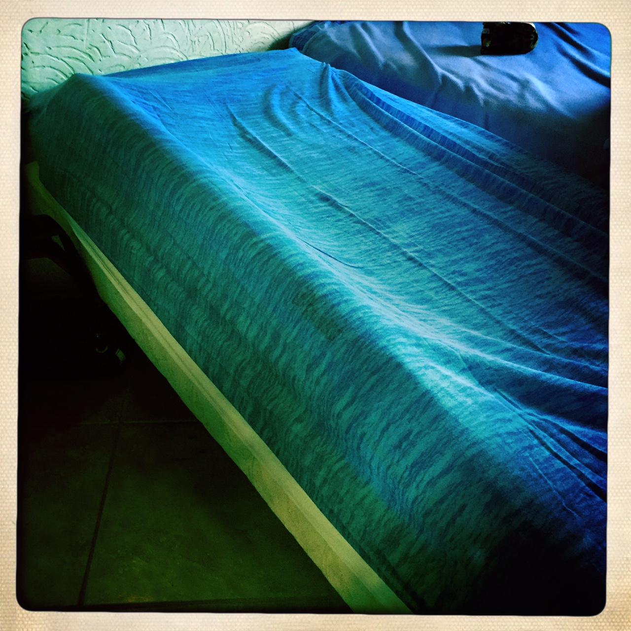 la barri re de lit gonflable the shrunks pmgirl. Black Bedroom Furniture Sets. Home Design Ideas