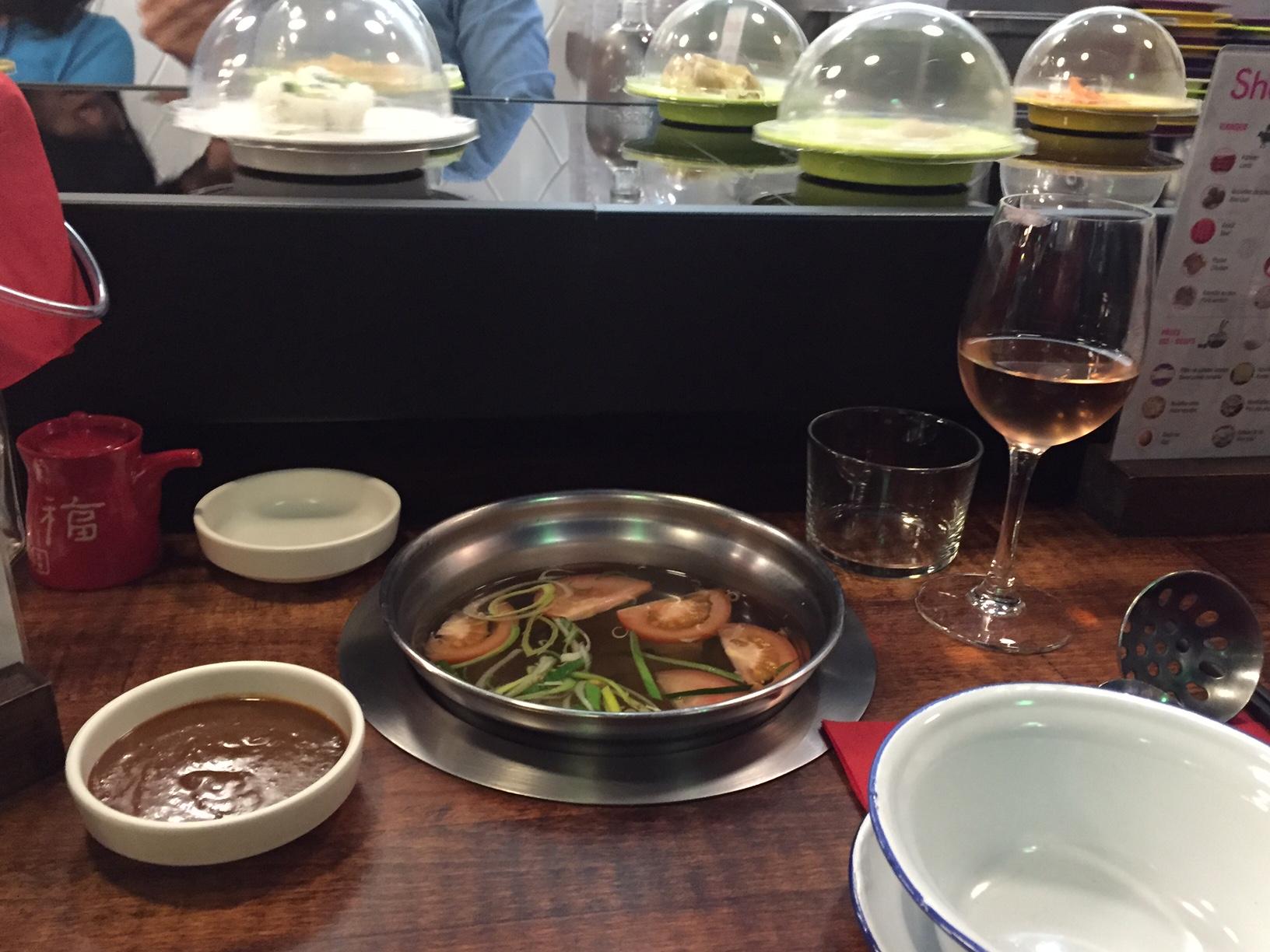 Restaurant Shabu Sha Paris