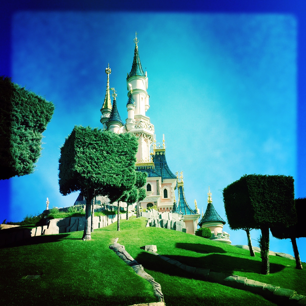 rencontrer les personnages à Disneyland Paris inventions