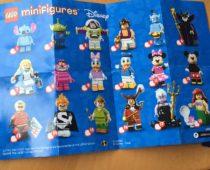 Figurine lego disney image