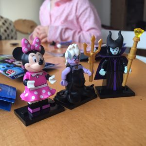 Mini Figurine lego disney