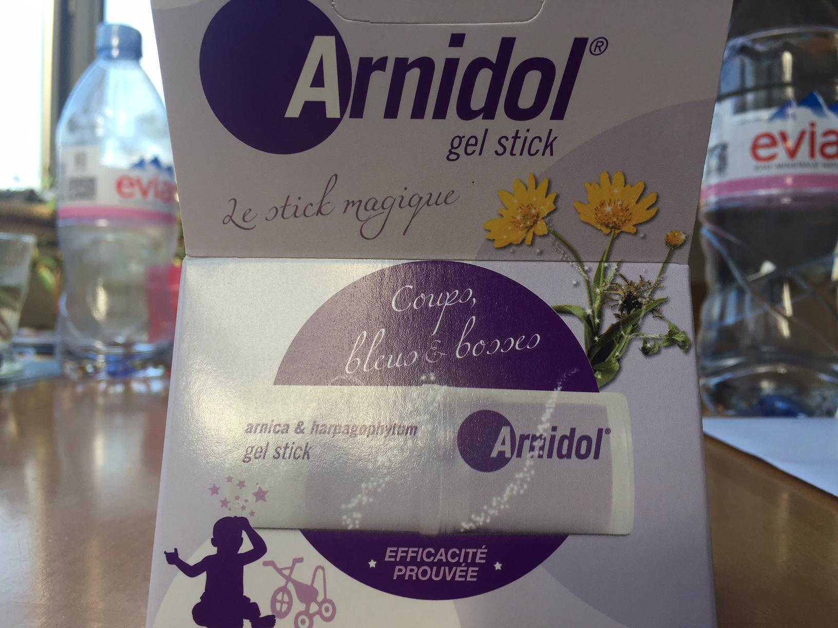 Test  Le Stick Arnica Arnidol avis