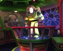 Disneyland buzz