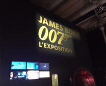 L'Exposition James Bond 007 à Paris