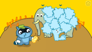 Pango Zoo application enfant