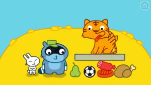 Pango Zoo application enfant test