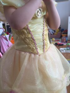 Robe de princesses Disney Store