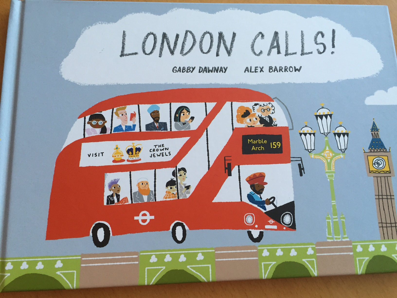 London Calls livre