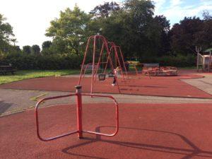 Londres avec un enfant de 3 ans aire de jeux parcs