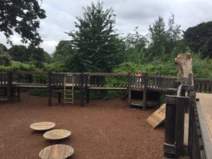 Londres avec un enfant de 3 ans diana mémorial playground avis
