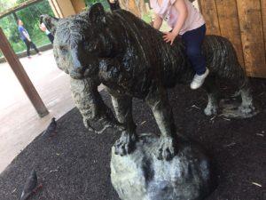 Londres avec un enfant de 3 ans zoo de londres