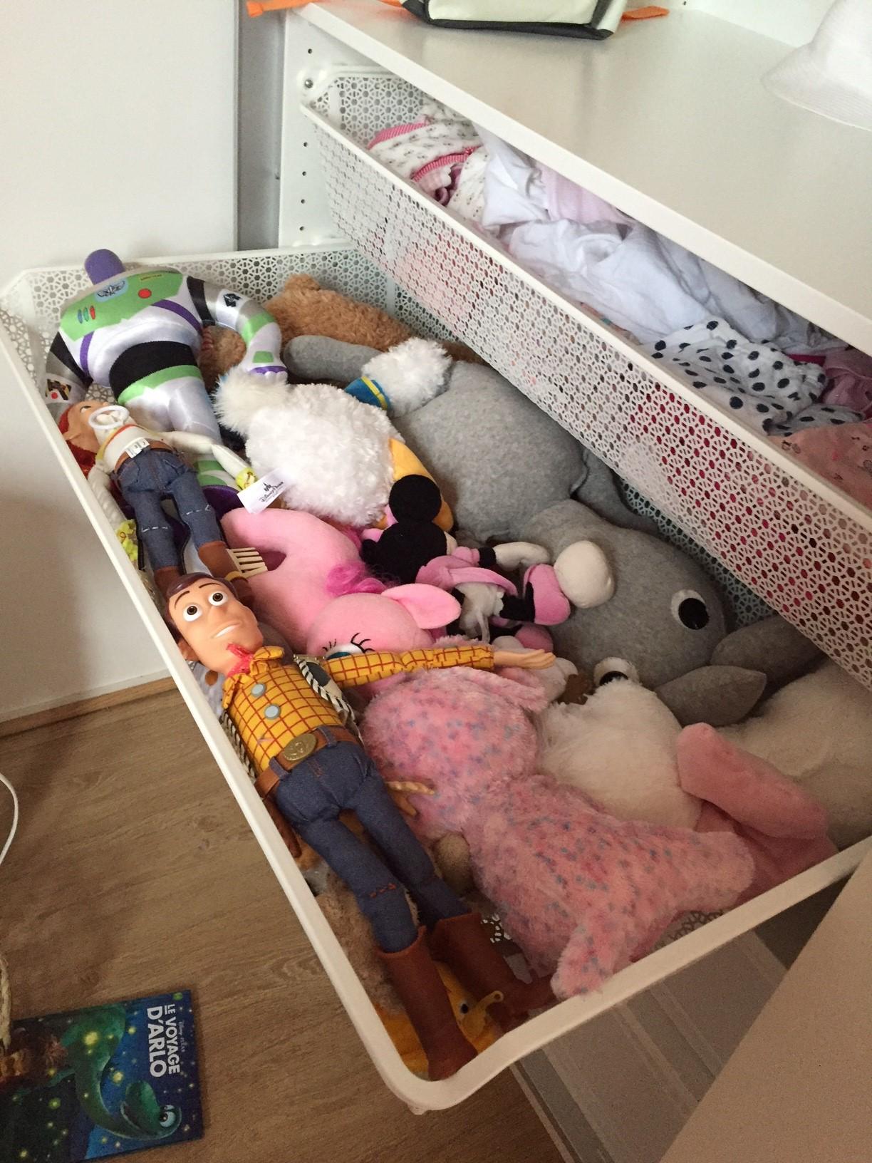 nouvelle armoire ikea enfant
