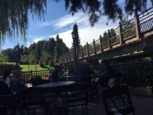 astuces pour votre visite en famille à Disneyland Paris terrasse