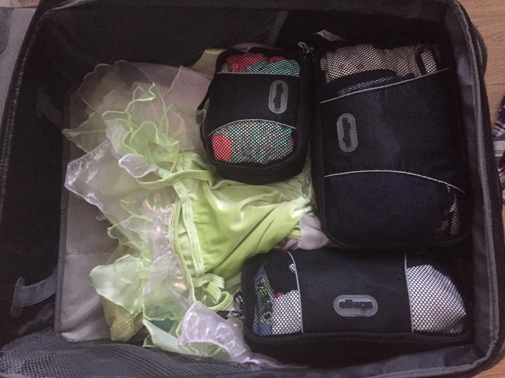 packing-cubes-and-disney-cruise