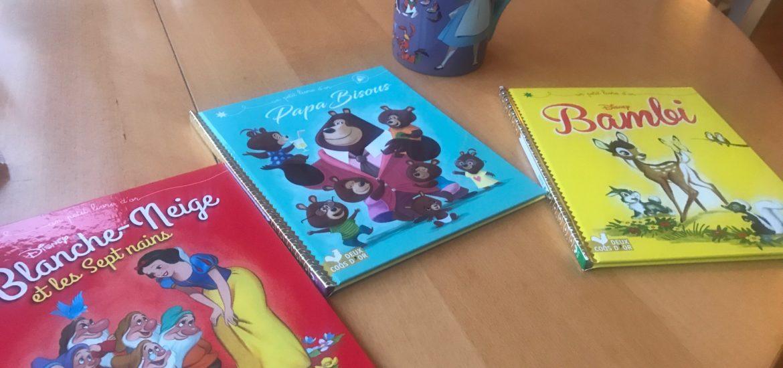 Mon petit Livre d'or Disney