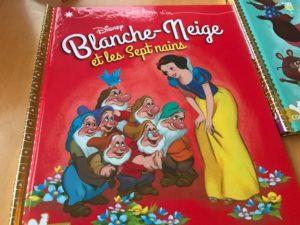 Mon petit Livre d'or Disneyblanche neige