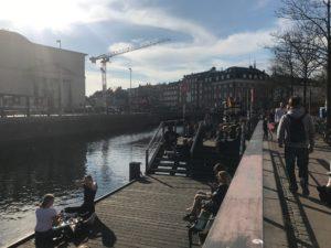 Copenhague en famille canaux