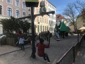Copenhague en famille parc pour enfant