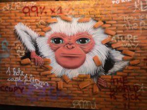 Volkliger Hutte street art