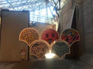 Volkliger Hutte street art reportage