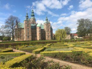activités en famille à Copenhague chateau