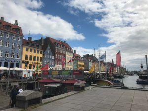copenhague port