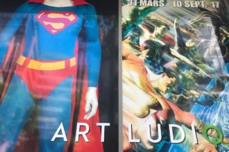DC Comics Art Ludique