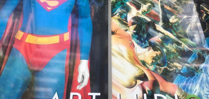 DC Comics Art Ludique