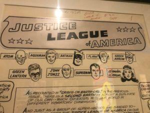 DC Comics Art Ludique avis et photo paris