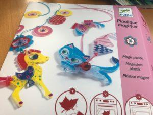 Plastique magique idées de cadeaux maitresse