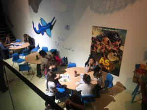 aquarium de Paris atelier créatif